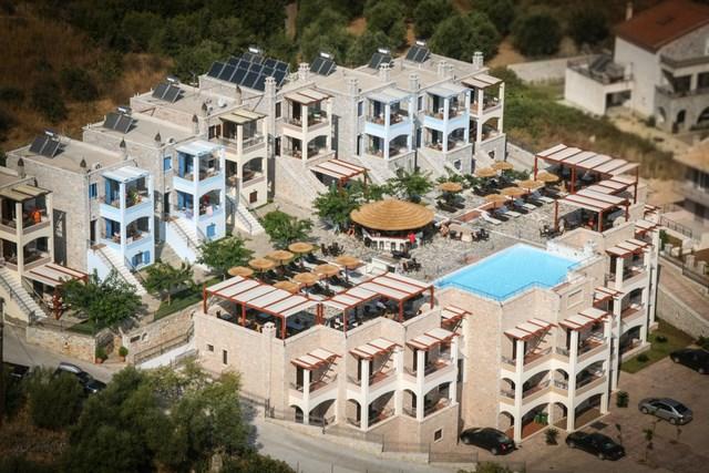 (Ελληνικά) Vathi Hotel 4*, Γύθειo , καλοκαιρινές διακοπές 5/7 διανυκτερεύσεων από 375 ευρώ το άτομο!